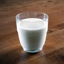 Milk milk-cup