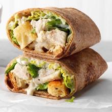 Chicken Caesar Wrap +1 Side chicken-caesar-wrap