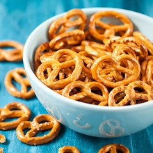 Pretzels & Dip pretzels-dip